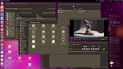 Dark matters: oscurece Ubuntu 12.04