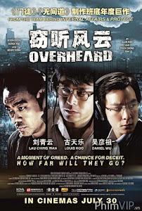 Thiết Thính Phong Vân - Overheard poster