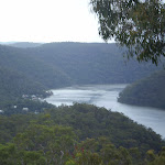 Looking Back on Berowra Waters (5944)