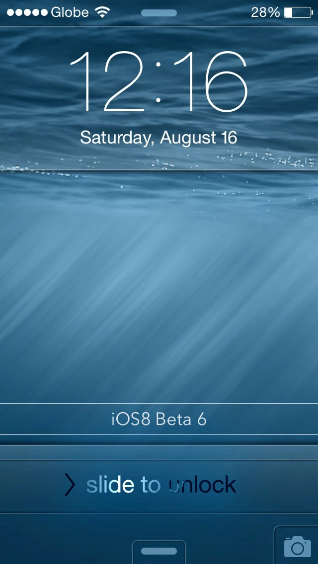 iOS 8 beta 6 and iOS 8.0 official public release date guesstimates.