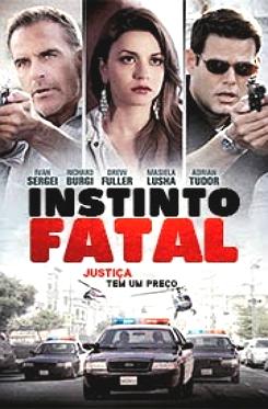 Filme Poster Instinto Fatal HDRip XviD & RMVB Dublado