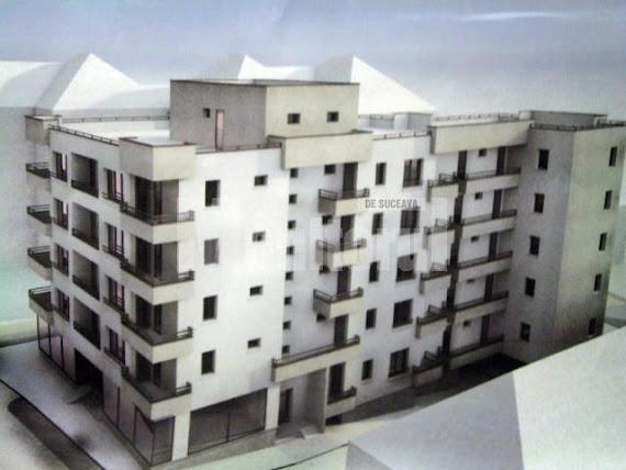 Cum va arăta blocul care va fi construit pe locul vilei Moroşan