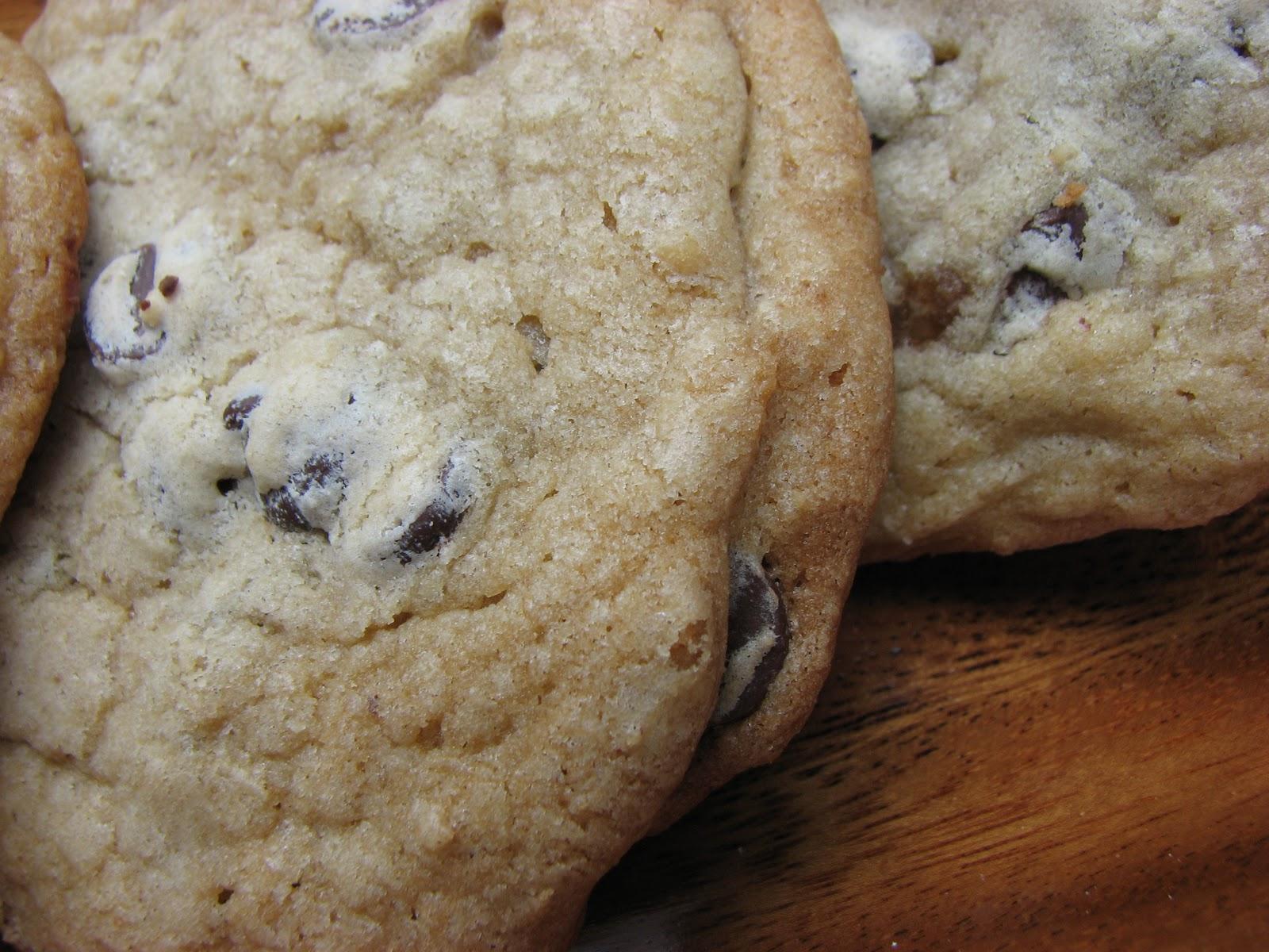 Heidi Bakes Better Homes Chocolate Chip Cookies