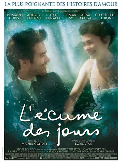 Ο Αφρός των Ημερών L' Ecume Des Jours Mood Indigo Poster