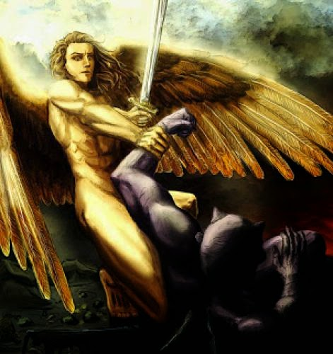 The League Of Light Fearlessness Of The Demonic Via Maryann Rada