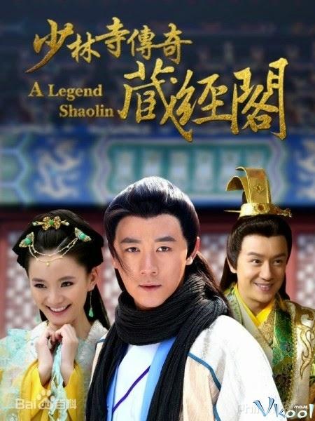 Phim Thiếu Lâm Tàng Kinh Các - A Legend Of Shaolin