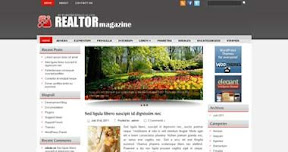 Free Wordpress Theme - Realtor