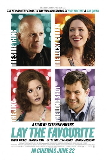 Κορώνα Γράμματα Lay The Favorite Poster