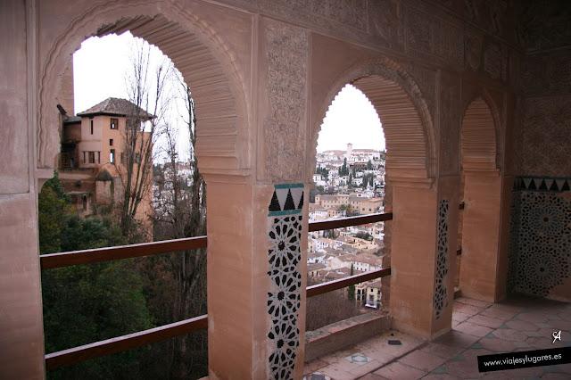 Resultado de imagen de torre de las damas de la alhambra