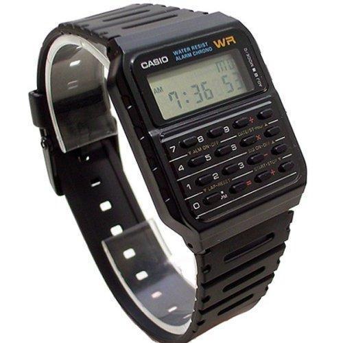 Jual Jam Tangan Casio Data Bank   CA-53W  638679c189