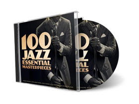 100 Jazz Essential Masterpieces