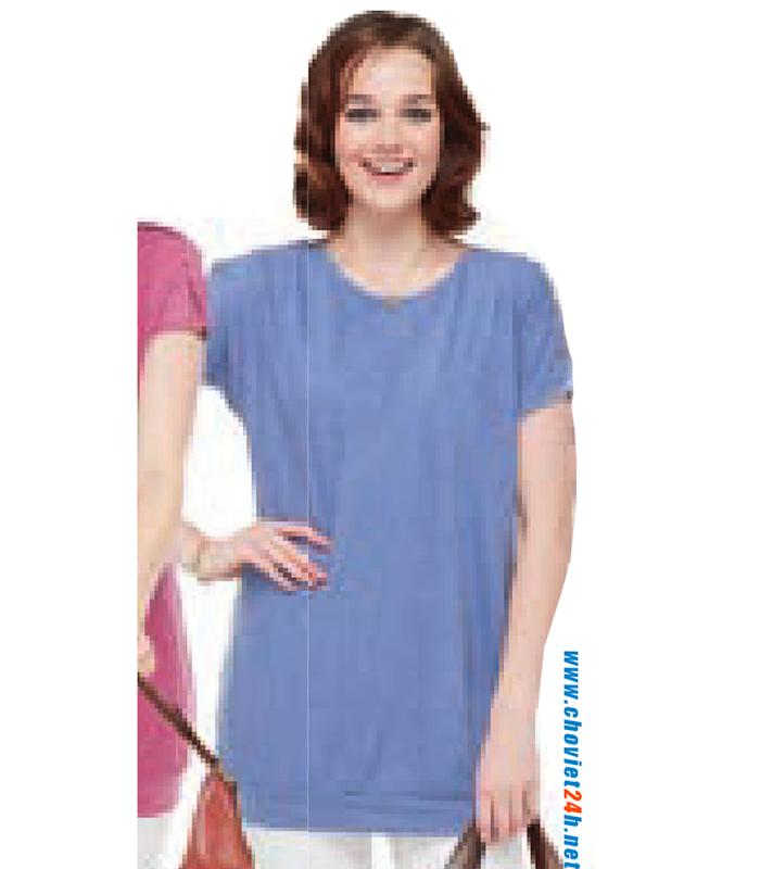 Áo thun thời trang nữ Sophie Alora Blue