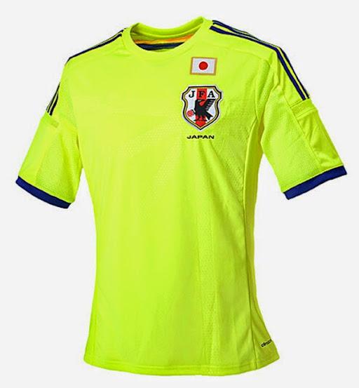 áo bóng đá nhật bản sân khách