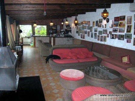 Lounge bar de Avenjucar