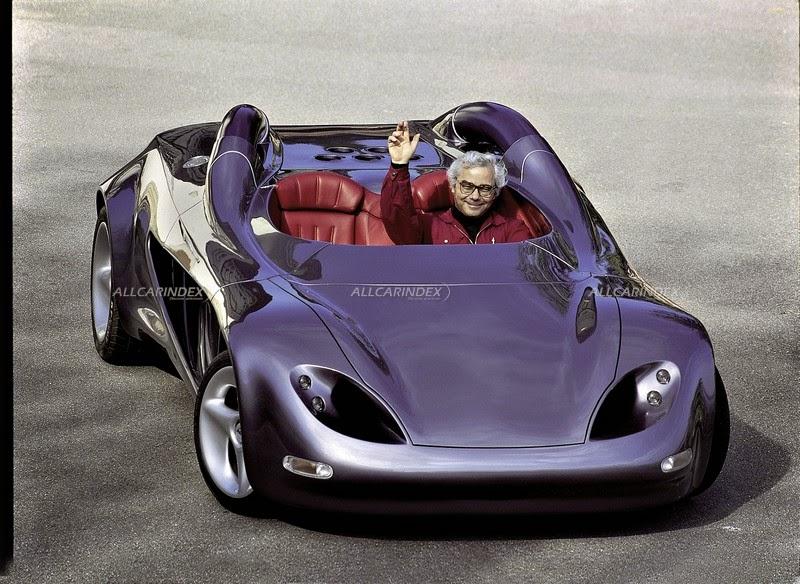 All Types Of Cars >> Sbarro - Alcador