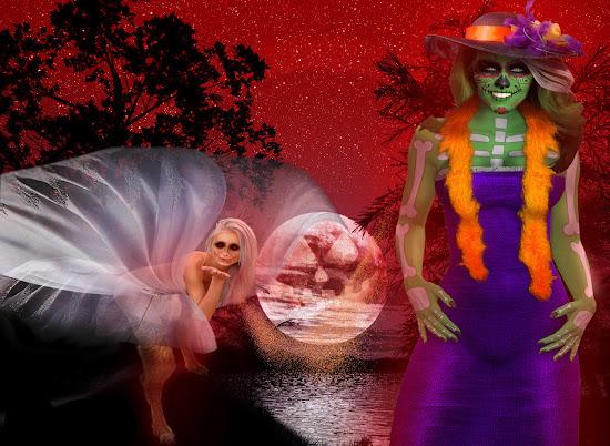 Mulher de Branco & She-Hulk (2011)