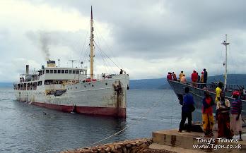 Lake Tanganyika and Kigoma