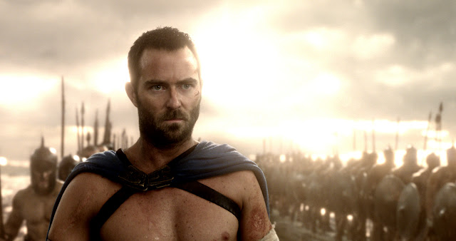 300 Rise Of An Empire SULLIVAN STAPLETON as Themistokles