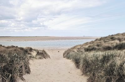 Budle Bay, Waren Mill Guide, Northumberland