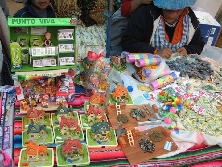 Alasitas Bolivia