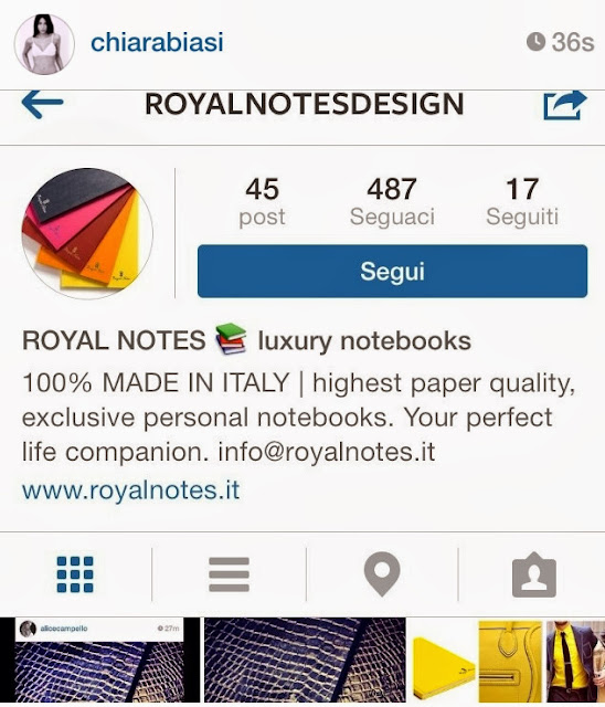 Royal Notes www.royalnotes.it