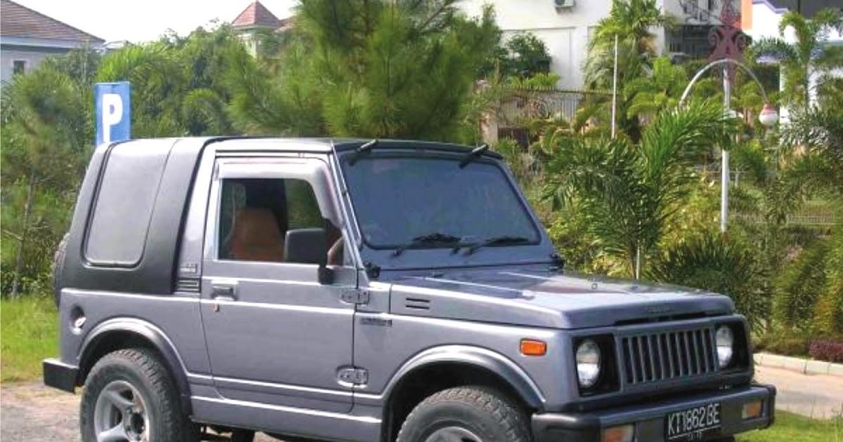 Suzukijeepinfo  Rieskan Mansyur  U2502 Suzuki Sj410 Sierra