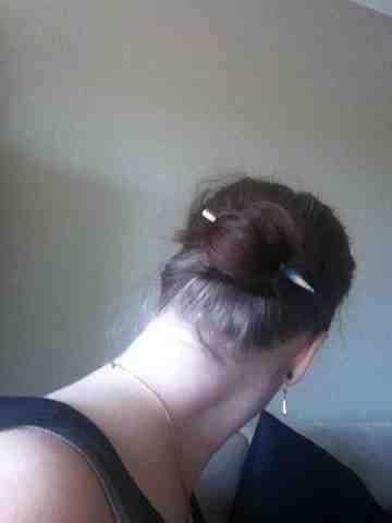 knut, knot, hair care, hair styles, hårvård, frisyrer