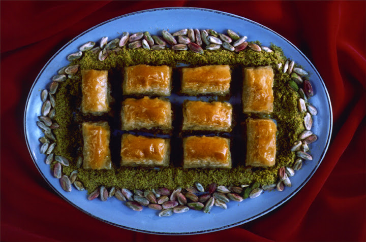Eat Smart Turkey - Baklava