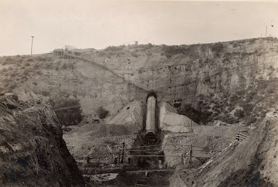 Water for Los Angeles - The Los Angeles Aqueduct - Widowers' Benches