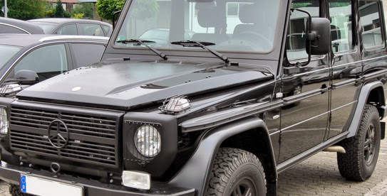 Mercedes G Wagon 2014