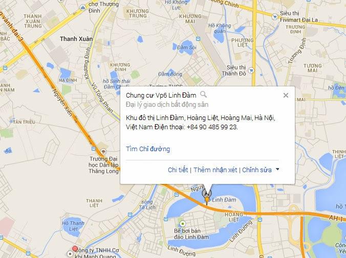 Phân phối Chung cư VP6 Linh Đàm dự án căn hộ giá chỉ 13 tr/m2- HOT!!! 2