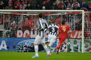 Bayern Múnich vs Juventus por Champions League
