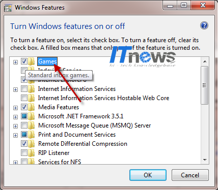 Windows-features