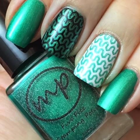 green-stamping-polish