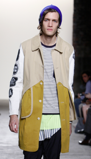 General Idea Spring/Summer 2016 [men's fashion]