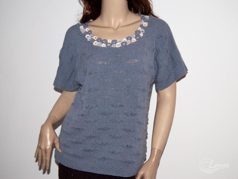 Provocare nr. 5 - Tricotat: Bluza racoroasa de vara - Pagina 5 DSC_2922-800