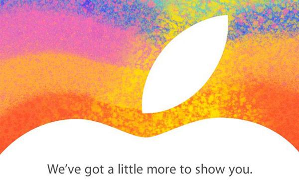 Apple iPad mini event