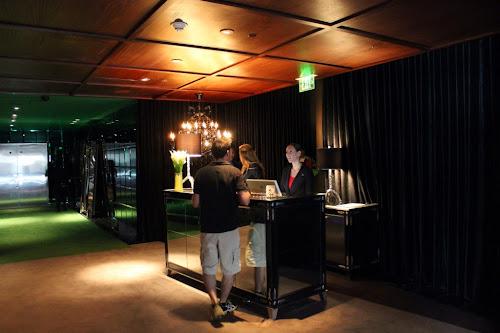 Hotel sls Philippe Starck