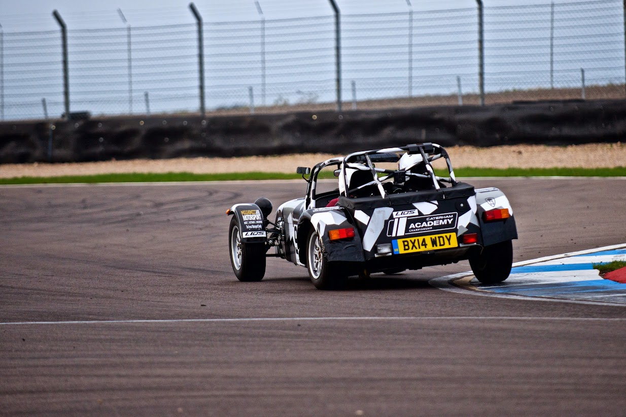 Mission Motor Sport Caterham Academy Car