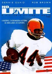 capa No Limite: A História de Ernie Davis DVDRip AVI – Dual Áudio