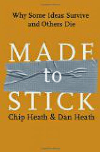 Book Reviews Of Made To Stick And Tapped Out