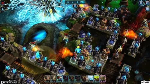 Screen Shot Of Prime World Defenders (2013) Full PC Game Free Download at Alldownloads4u.Com