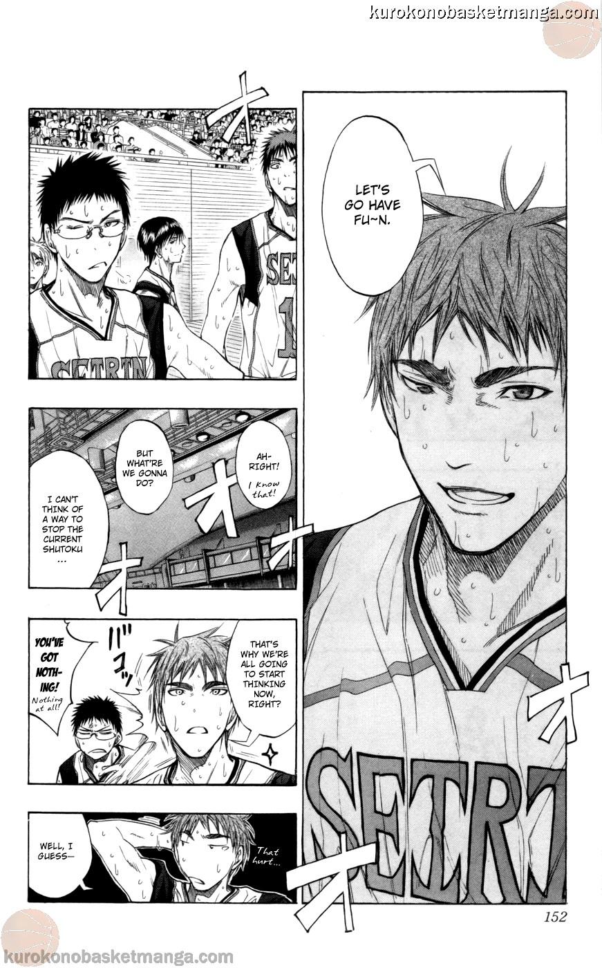 Kuroko no Basket Manga Chapter 88 - Image 02