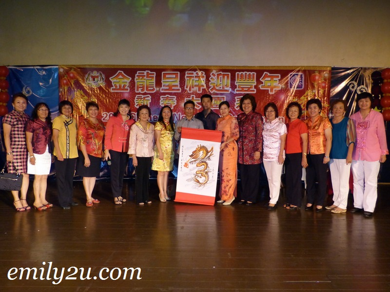 MCA Wanita Perak CNY Celebration 2012