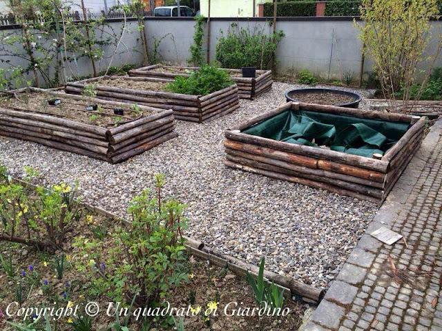 Costruire un orto rialzato cassoni vasche per orto for Orto mio vendita online