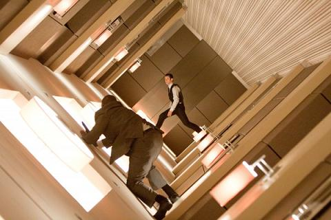 inception 3d warner brothers - Inception en 3D?