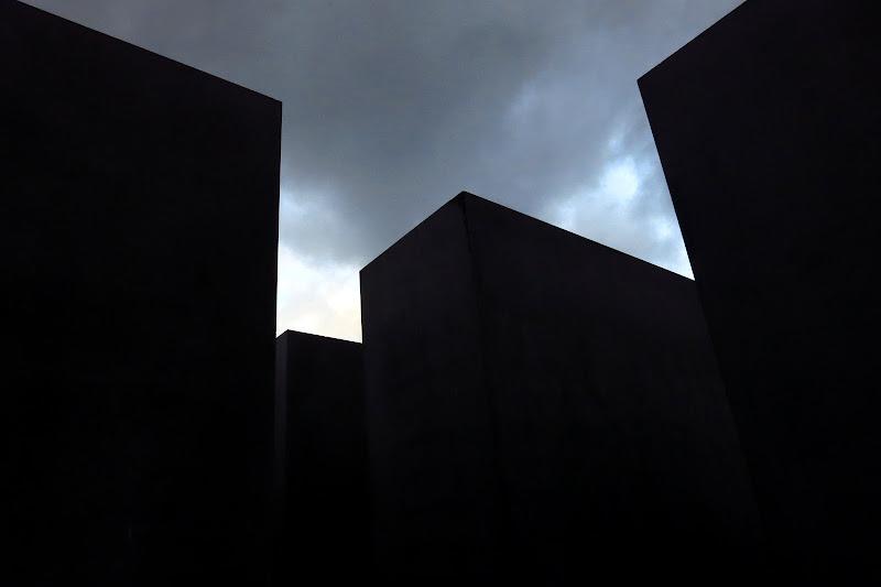 Holocaust Memorial - sky