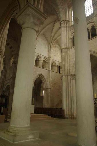 Vézelay : basilique Sainte-Marie-Madeleine