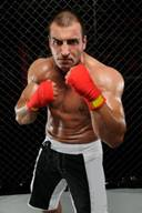 MMA Fighter Hot Hunks Hard Muscle