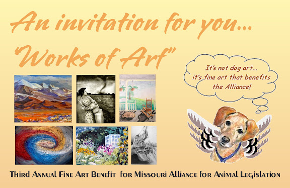 Works of Arf 2009 Postcard